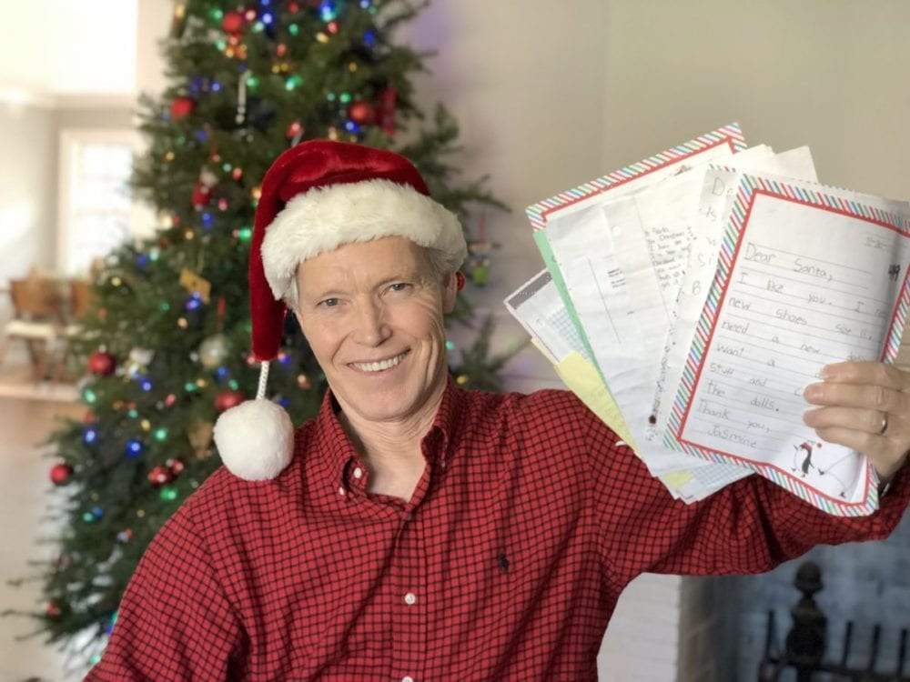 Public can answer letters to North Pole as part of USPS' Operation Santa