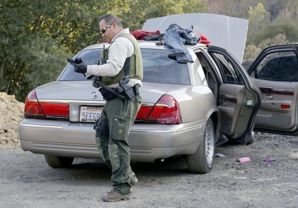 Federal law enforcement arrests man on suspicion of drug possession