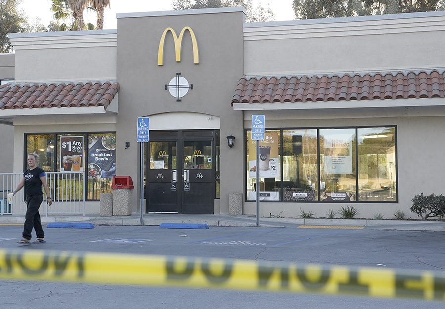 Cockroach infestation triggers shutdown of McDonald's in Castaic