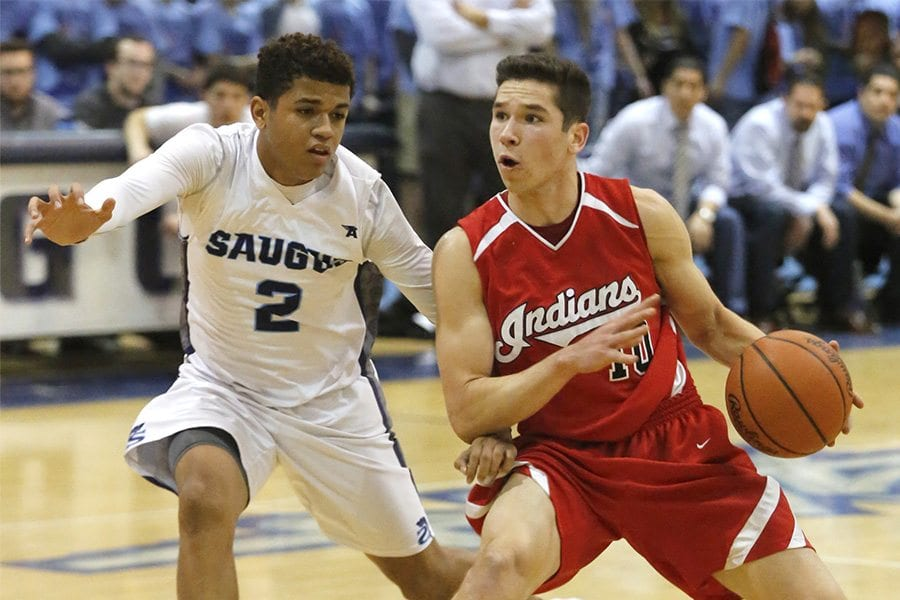 Hart basketball's Dominguez nabs Foothill League Player of the Year honors