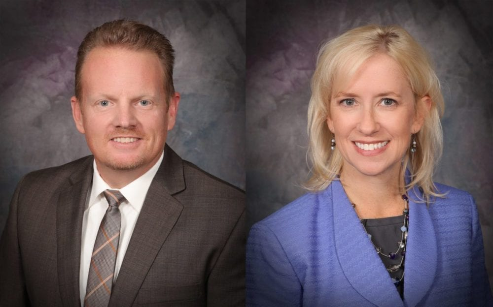 Current principals appointed to administrative positions at Hart District office
