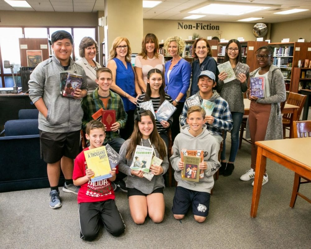 WiSH Foundation begins fundraiser to support Hart District libraries