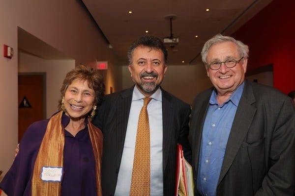 Steven Lavine receives prestigious award from the Government of Mexico