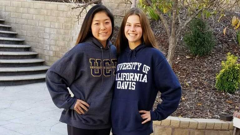 Hart and Saugus softball sophs commit to UC Davis