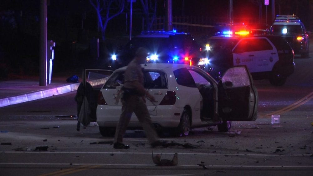 UPDATE: Coroner IDs person killed in suspected DUI crash in