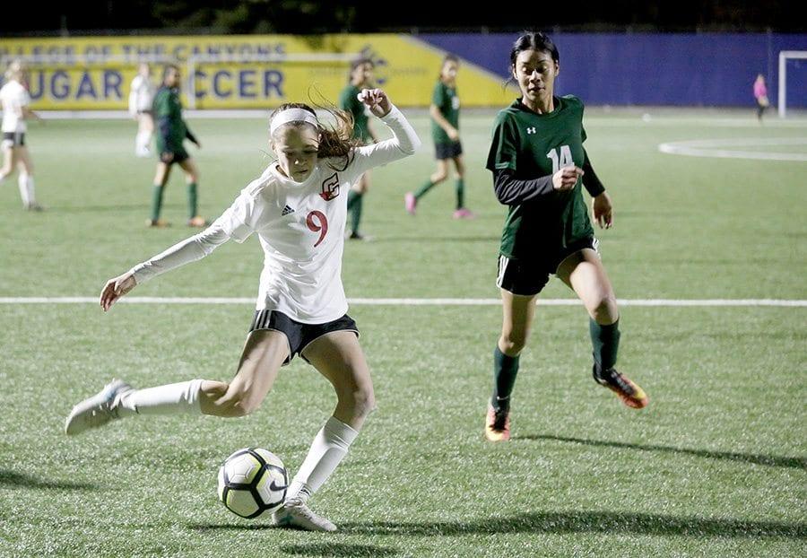 SCCS girls soccer runs away with shutout over Guidance Charter