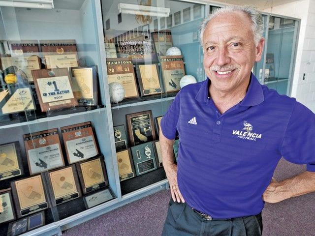 Valencia High Principal John Costanzo announces retirement