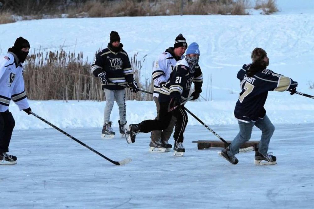 West Ranch hockey 1