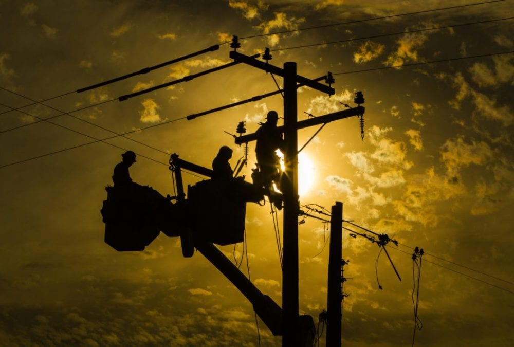 Power outage in Valencia affects 1,200 resident
