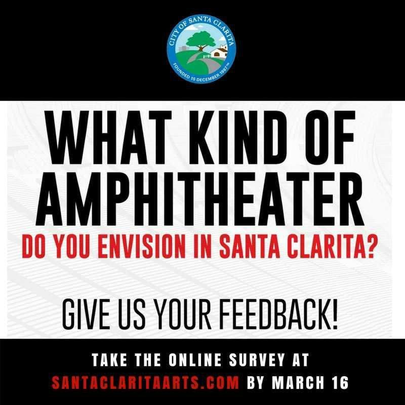 Santa Clarita asks for public opinion on potential new amphitheater