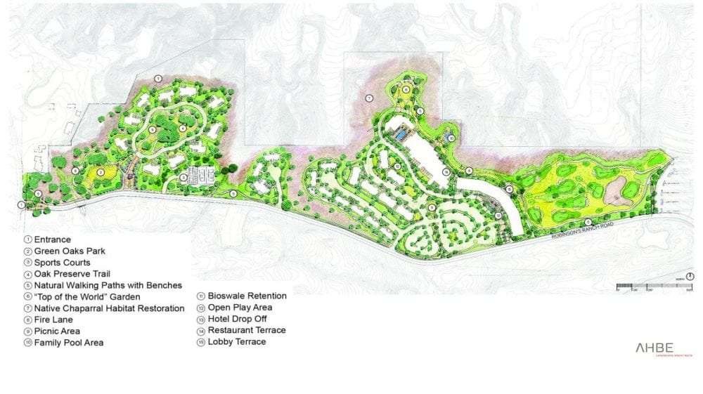 Sand Canyon Resort project site tour planned for commissioners, public