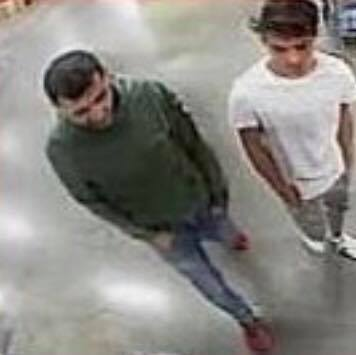 Santa Clarita Sheriff's deputies asking for public's help to identify suspects
