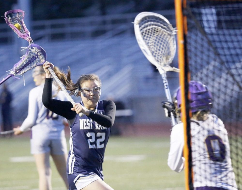 Scoring depth powers West Ranch girls lacrosse to win over Valencia
