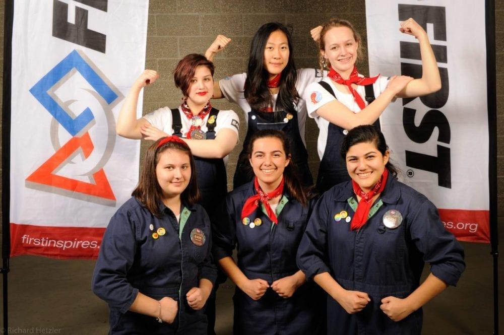 Santa Clarita Robotics team wins Inspire Award
