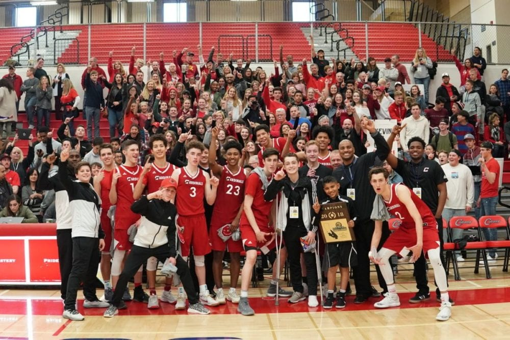 SCCS boys hoops wins CIF-SS Division 5AAA title over La Puente