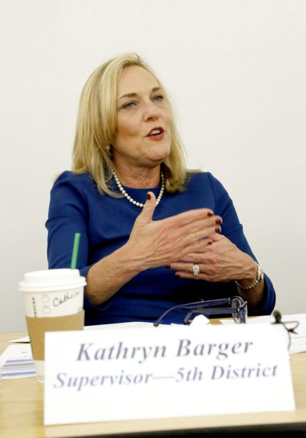 Board of Supervisors to meet with members of Congress