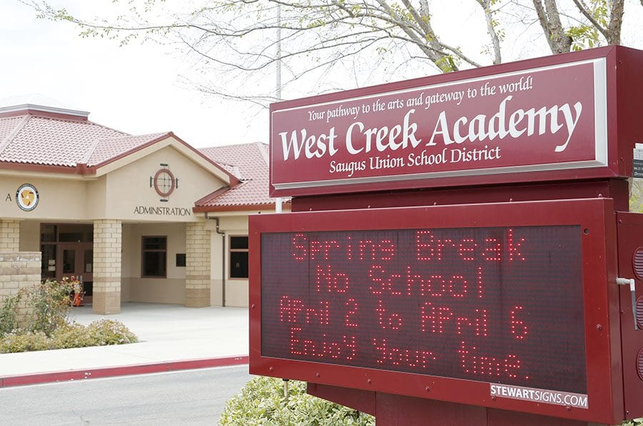 West Creek Academy opens new campus building