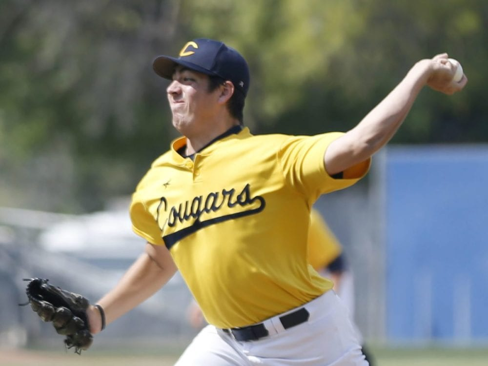 COC's Lopez strikes out 12 in win over Antelope Valley