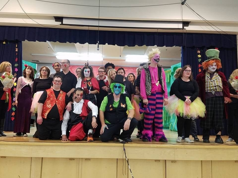 Major Impact Theater group puts on performance by adults with disabilities
