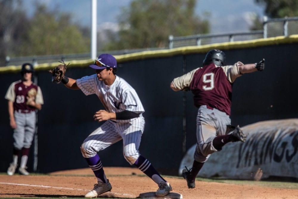 Valencia baseball picks up wild card win over Oaks Christian