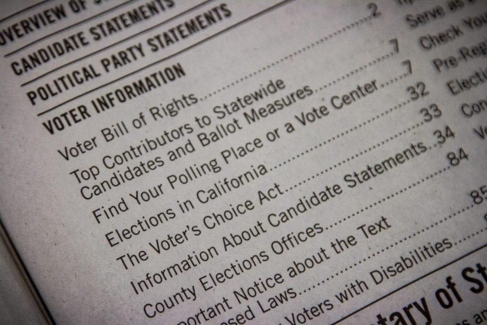 VIDEO: Santa Clarita Valley residents: get ready to vote June 5