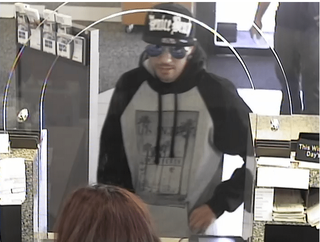 US Bank Robbery Burbank 042018 A
