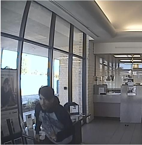 US Bank Robbery Burbank 042018 B