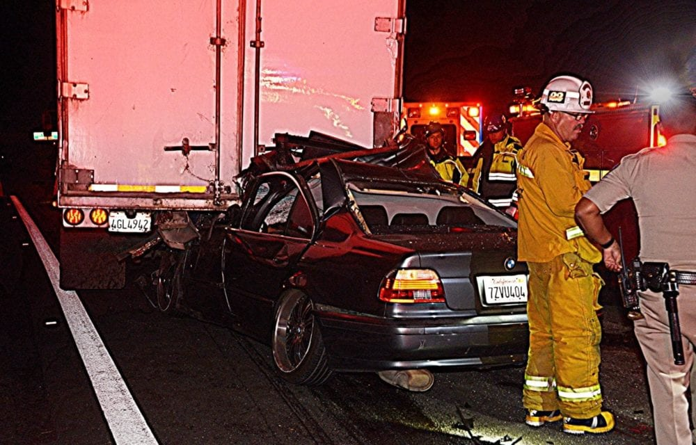 Canyon Country Fatal Crash Photo by Rick McClure 6