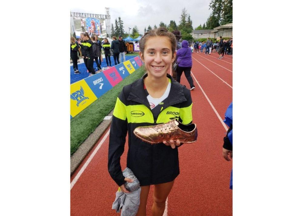 Saugus' Mariah Castillo wins at Brooks PR Invitational