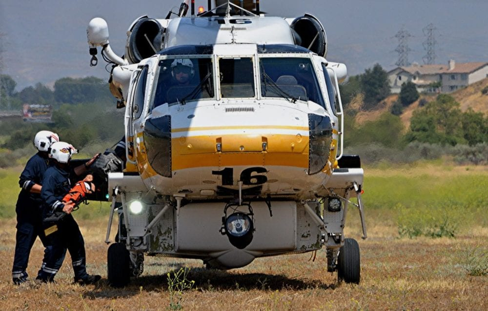 Newhall Airlift Photo by Rick McClure3