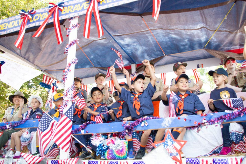 SCV gearing up for annual Fourth of July Parade