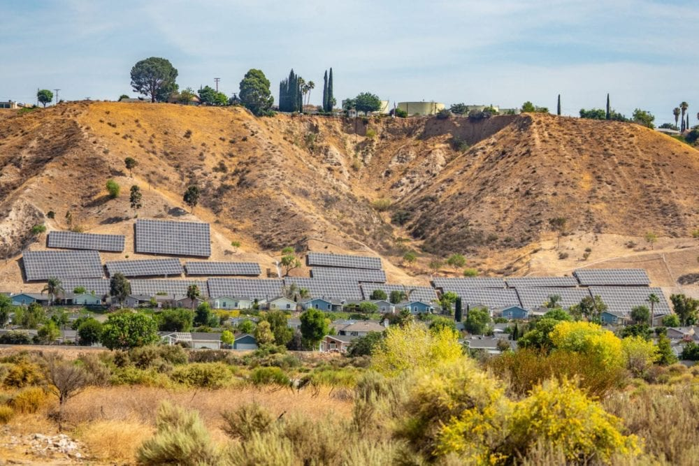 Hearing set for Canyon View solar panels litigation