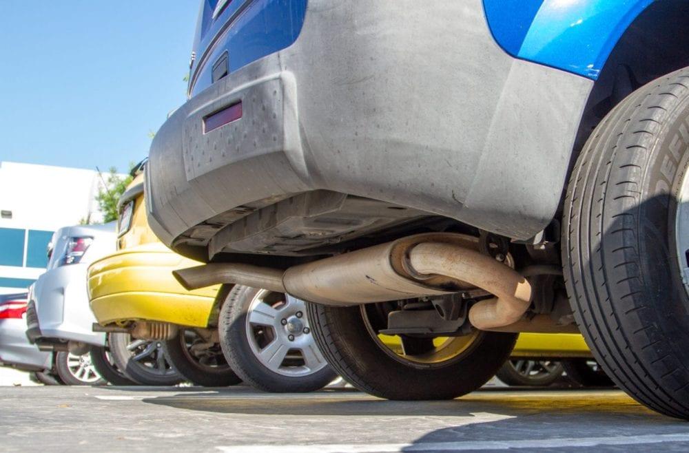Deputies report another rise in the number of catalytic converters stolen in SCV