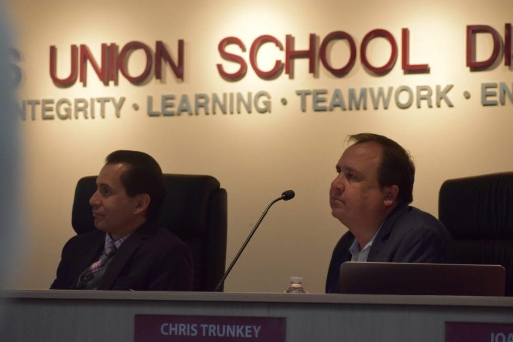 Saugus board member questions mention in Wilk bill