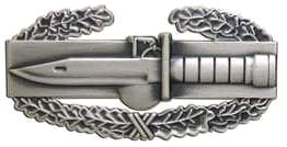 David M. Jackson Combat Action Badge
