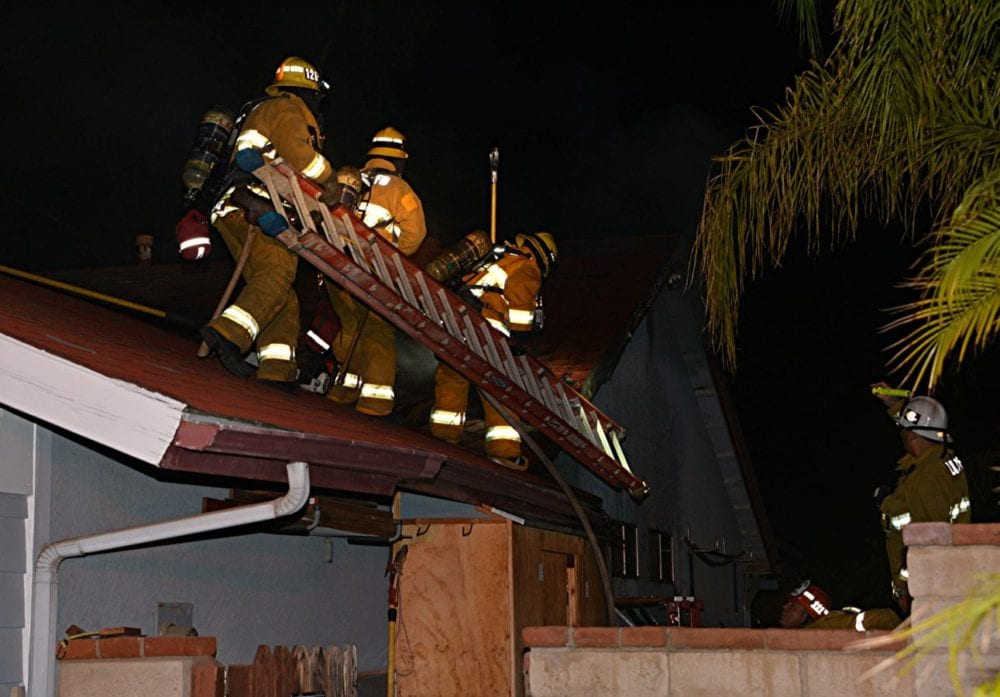 Saugus House Fire Photo by Rick McClure 4