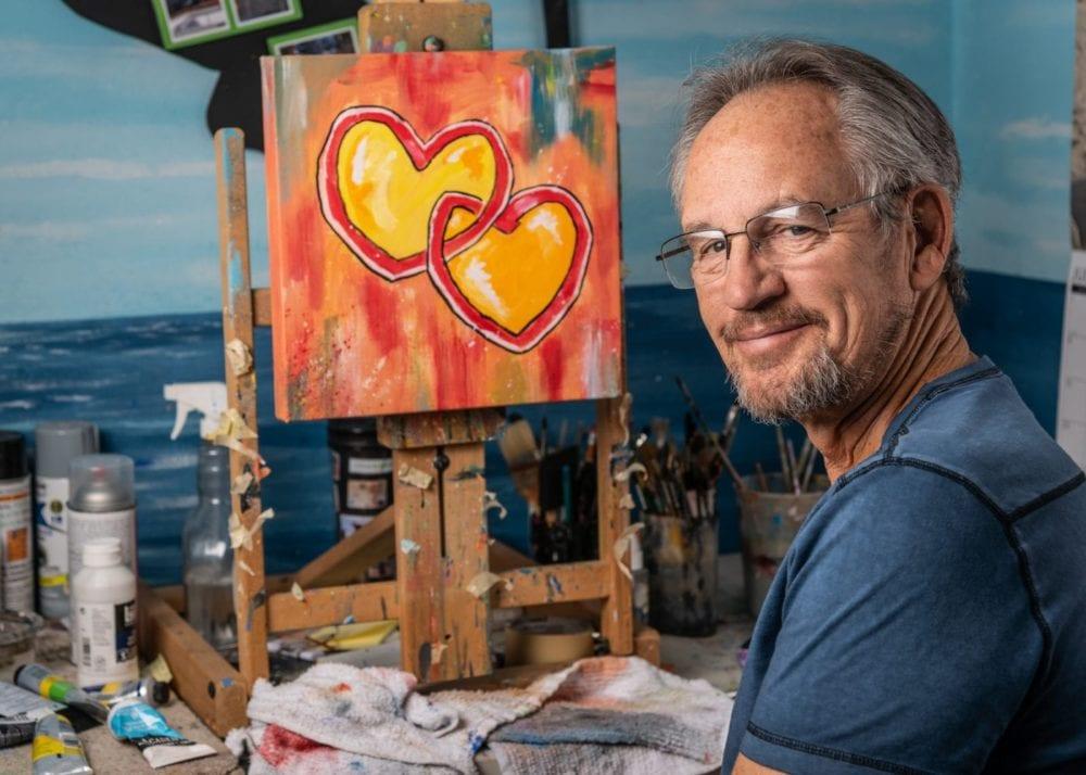 Local Artist Frank Rock
