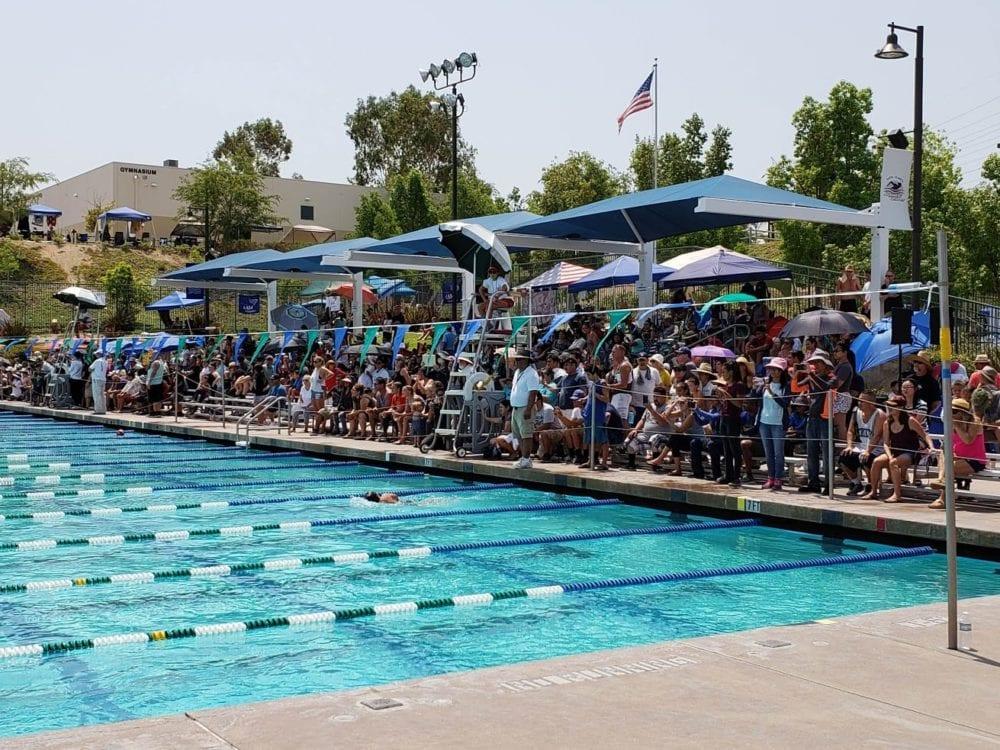 081118 LA84 Swim