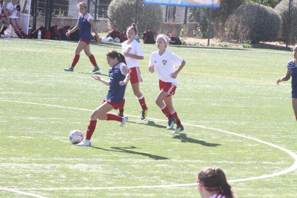 SCCS soccer player's European odyssey