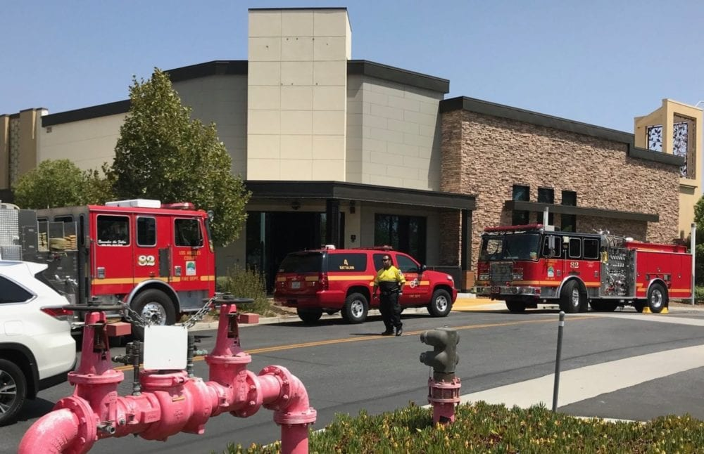 Flooding from closed Bonefish Grill causes temporary shutdown of Billy Beez