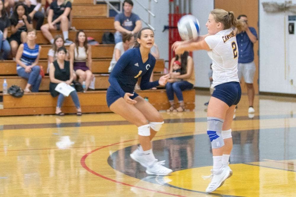 COC Insider: Young volleyball roster primed to repeat last season's success