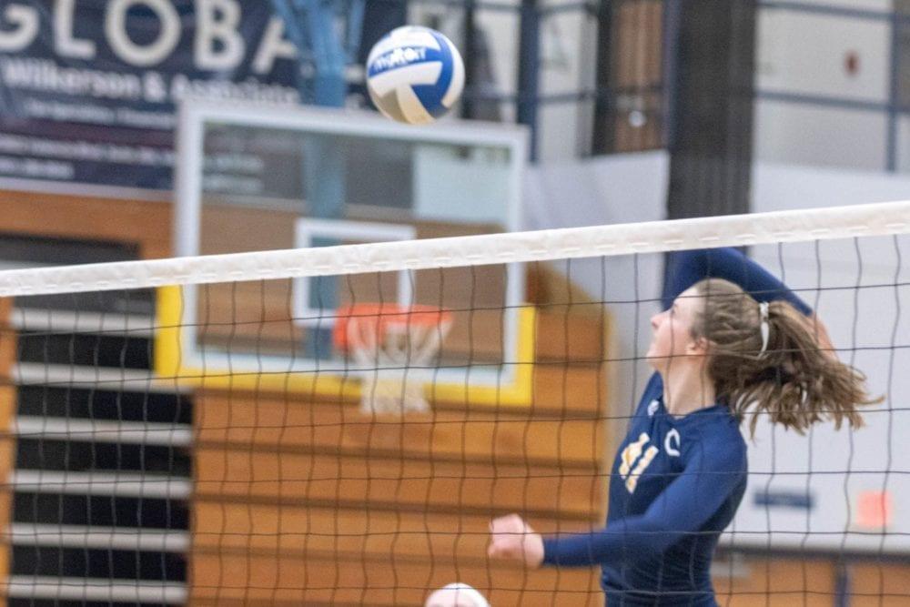 COC volleyball sweeps Glendale in season opener