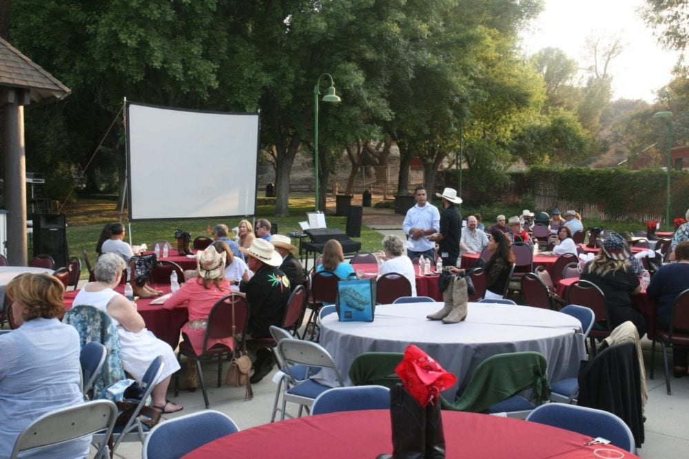 11th annual 'SILENTS Under the Stars' returns to Hart Park
