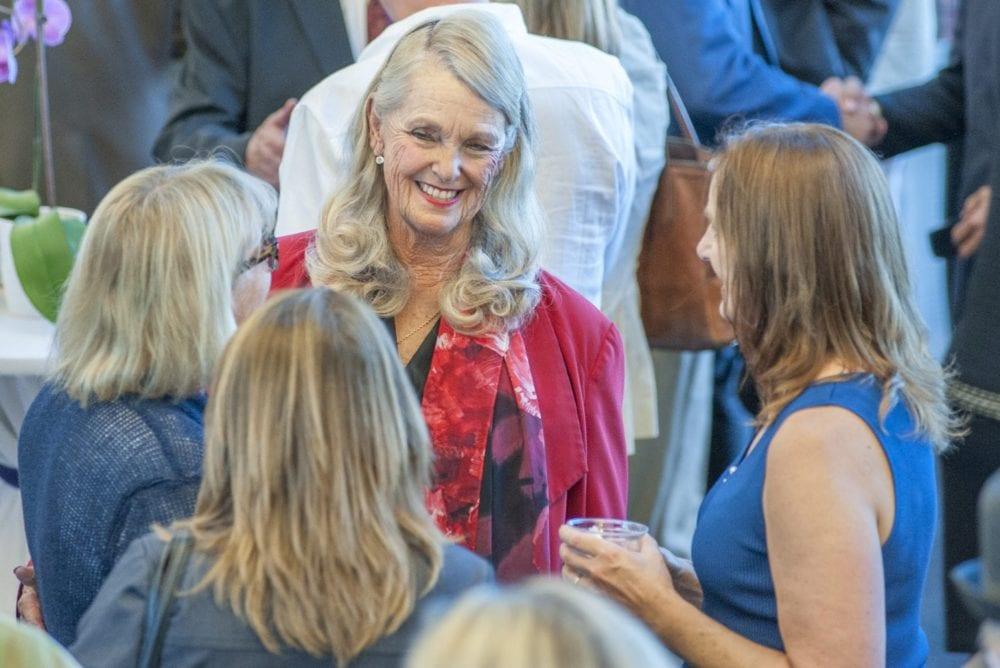 COC celebrates Chancellor Van Hook