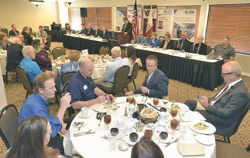 Education, training focus of upcoming VIA luncheon