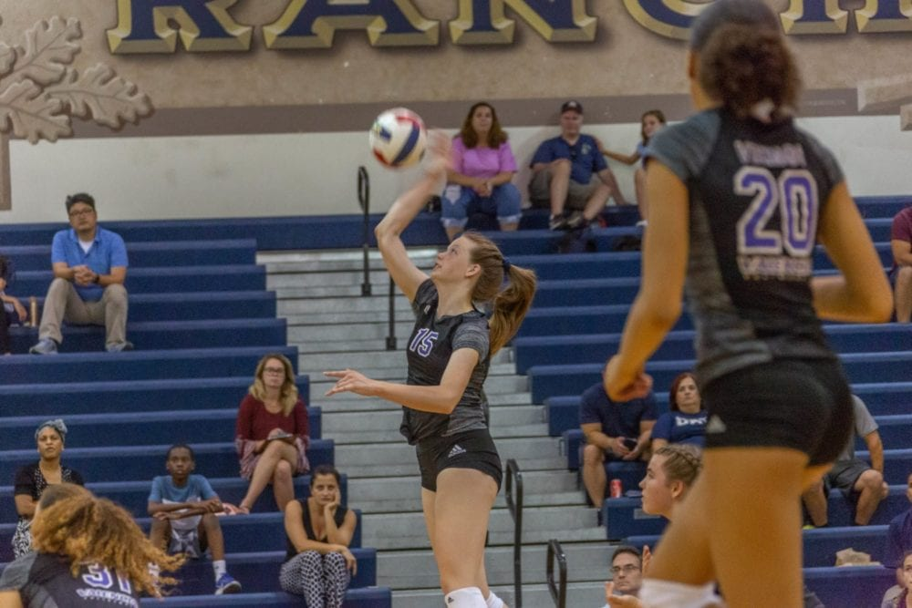 Valencia volleyball beats West Ranch for first win of Foothill League season