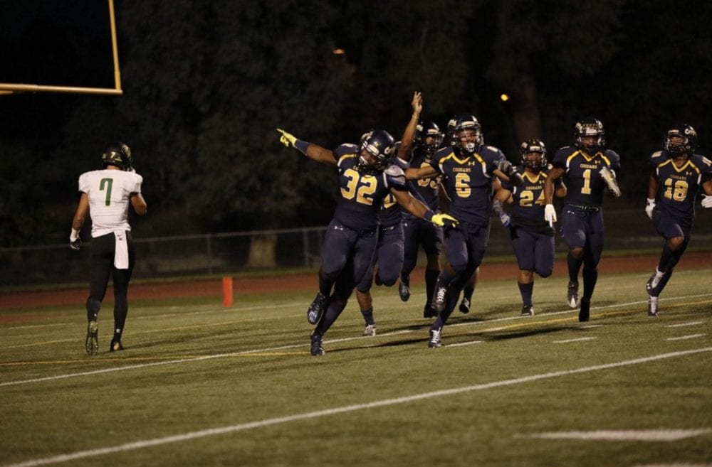 COC football beats Golden West to remain undefeated
