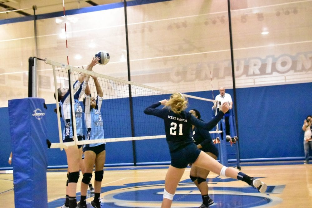 Foothill League volleyball roundup: Saugus sweeps West Ranch in league opener