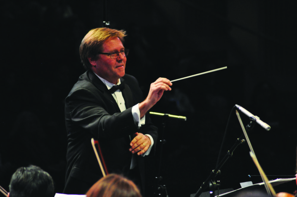 Orchestra Tunes Up for 6th Season