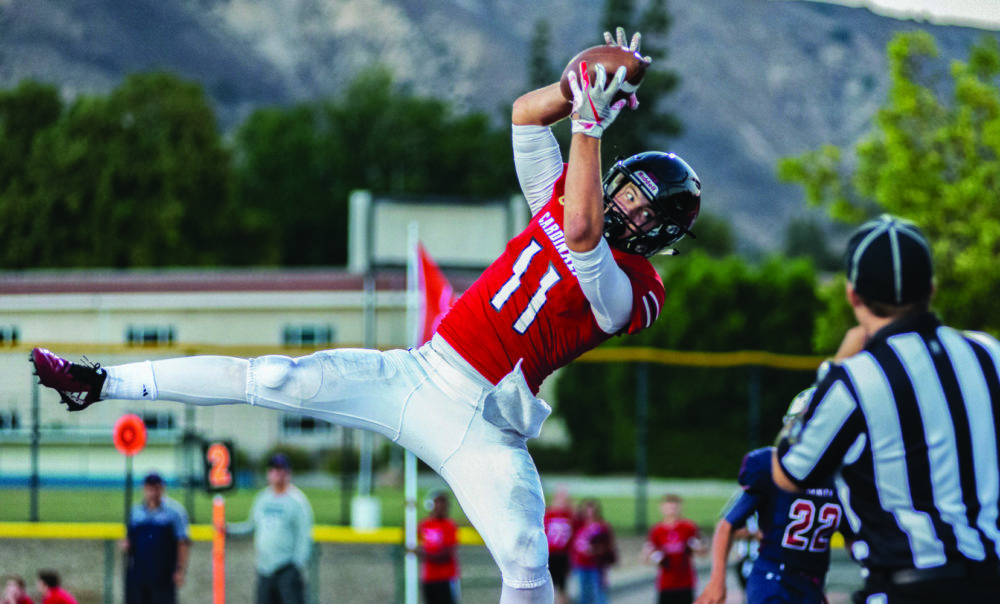 SCCS comes out on top against Trinity in Faith Bowl